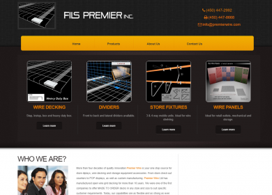 Lab360 - Premierwire Website