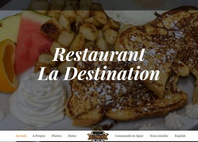 LAB360 - Restaurant La Destination