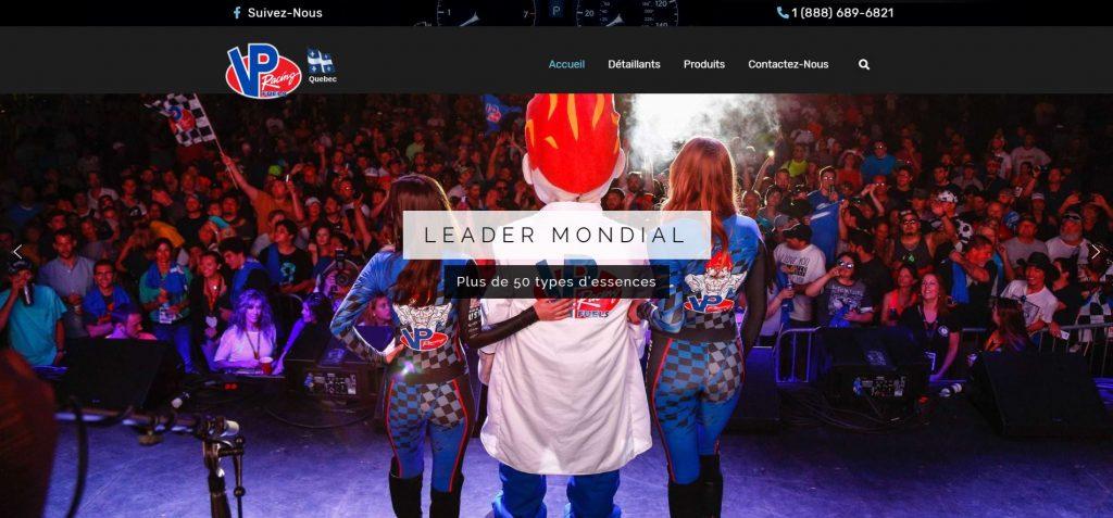 Lab360 - VP Fuels Quebec